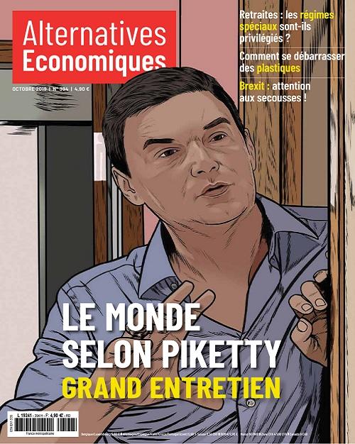 Alternatives Économiques N°394 – Octobre 2019