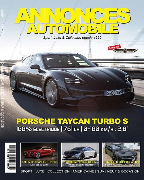 Annonces Automobile N°317 – Octobre 2019