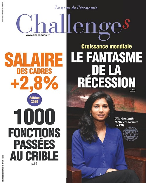 Challenges N°627 Du 24 Octobre 2019