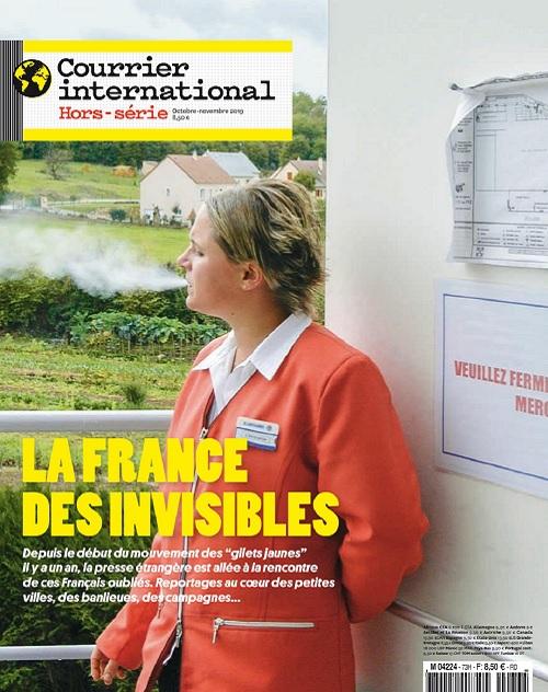 Courrier International Hors Série N°73 – Octobre-Novembre 2019
