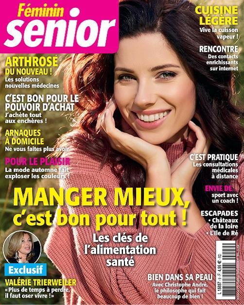 Féminin Senior N°9 – Octobre-Novembre 2019