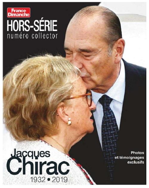 France Dimanche Hors Série N°36 – Octobre 2019