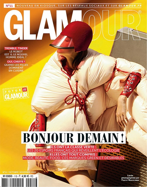 Glamour N°11 – Octobre-Novembre 2019
