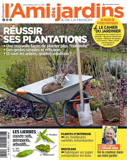 L'Ami Des Jardins et De La Maison N°1108 - Novembre 2019 ...