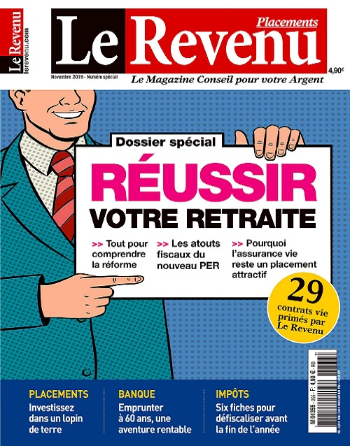 Le Revenu Placements N°266 – Novembre 2019