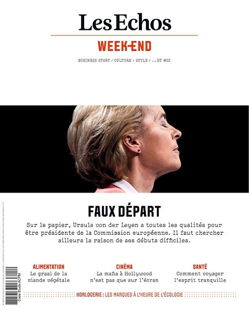 Les Echos Week-end Du 31 Octobre 2019