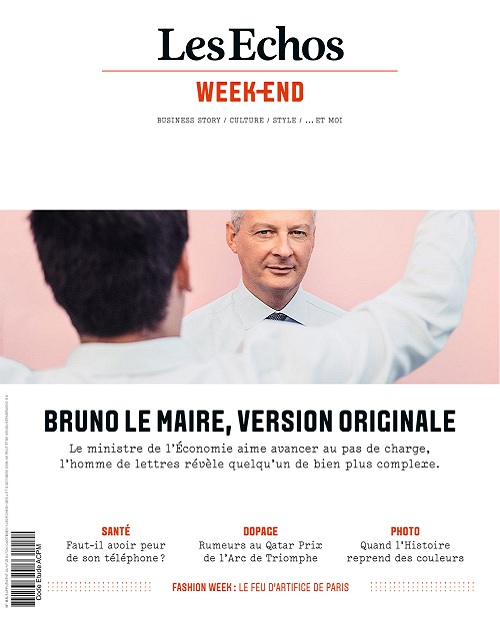 Les Echos Week-end Du 4 Octobre 2019
