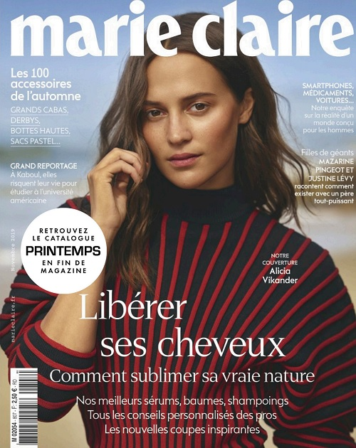 Marie Claire N°807 – Novembre 2019