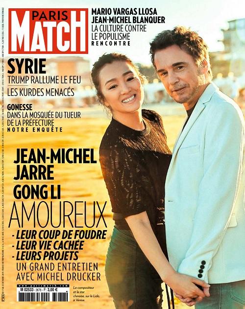 Paris Match N°3676 Du 17 au 23 Octobre 2019