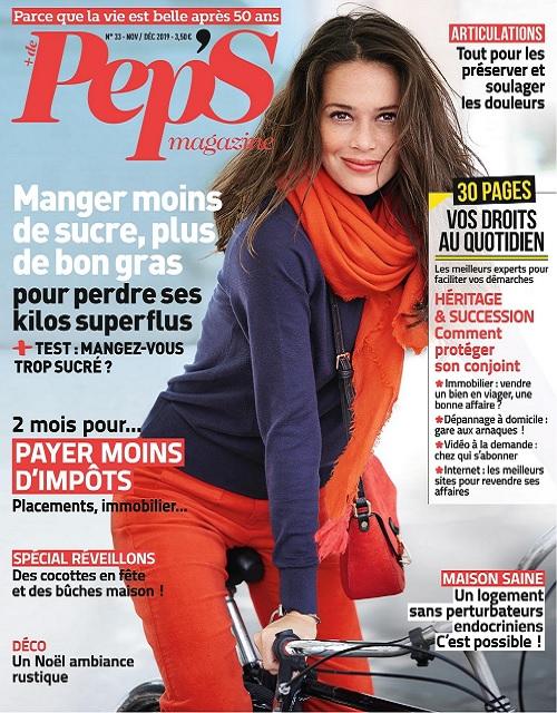 Pep's N°33 – Novembre-Décembre 2019