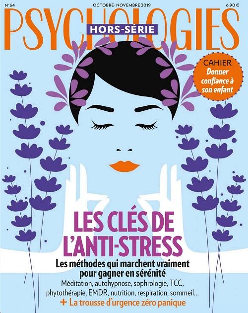 Psychologies Hors Série N°54 – Octobre-Novembre 2019