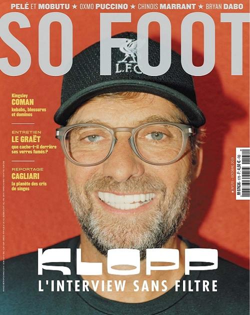 So Foot N°170 – Octobre 2019