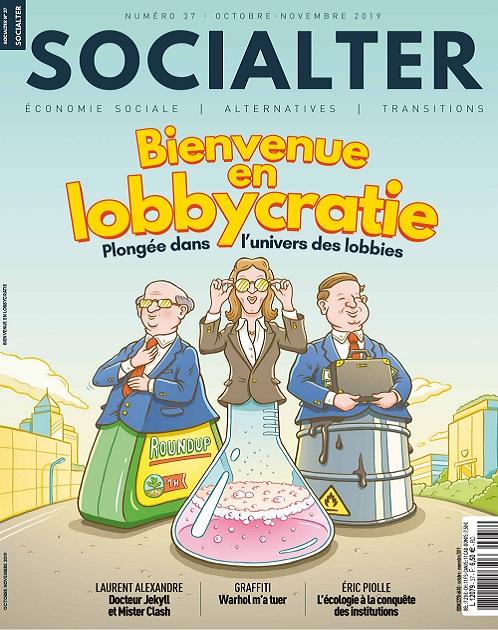 Socialter N°37 – Octobre 2019