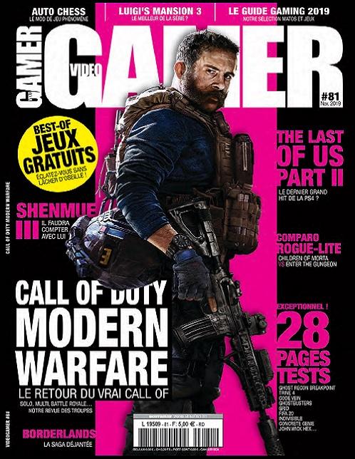 Video Gamer N°81 – Novembre 2019