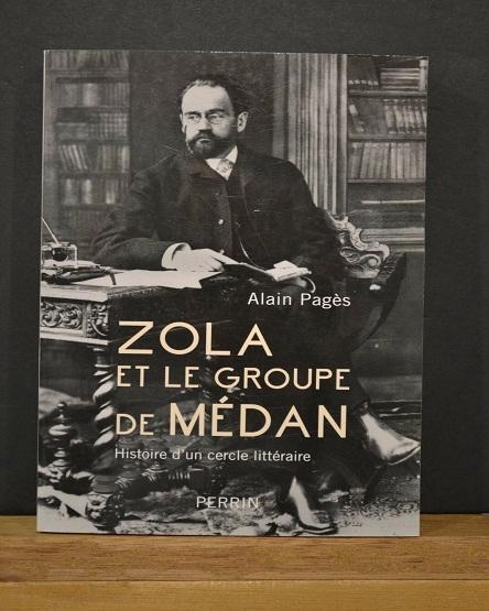 Zola et le groupe de Médan – Alain Pagès