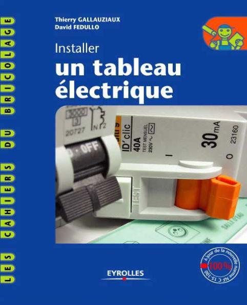 Électricité – Installer un tableau électrique
