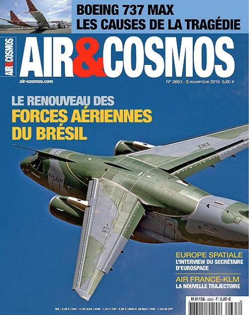 Air et Cosmos N°2663 Du 8 au 14 Novembre 2019