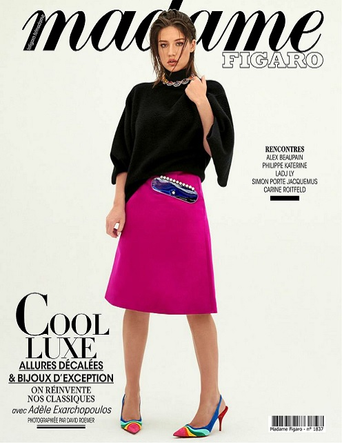 Madame Figaro Du 8 Novembre 2019