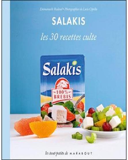 Marabout – Les 30 recettes culte  Salakis