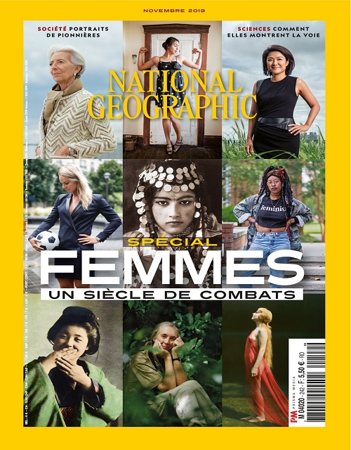 National Geographic N°242 – Novembre 2019
