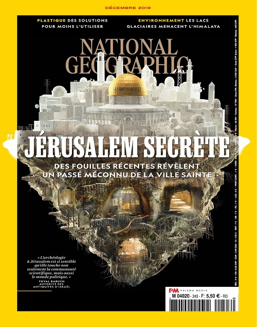 National Geographic N°243 – Décembre 2019