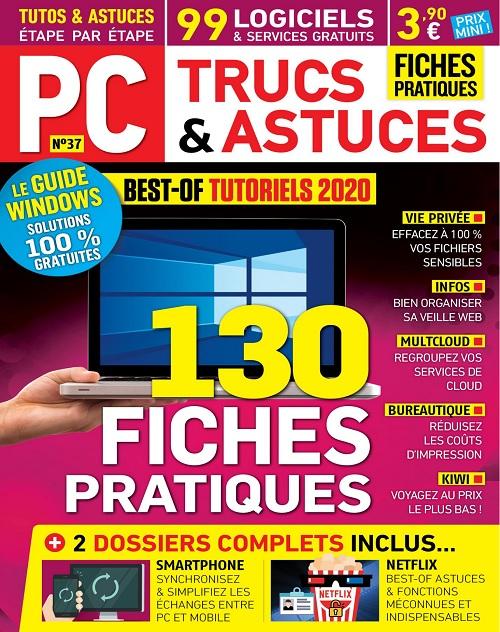 PC Trucs et Astuces N°37 – Décembre 2019-Février 2020