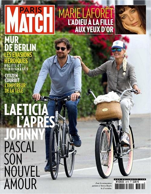 Paris Match N°3679 Du 7 au 13 Novembre 2019