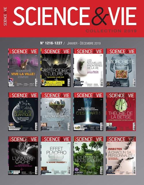 Science et Vie – Collection Complète 2019