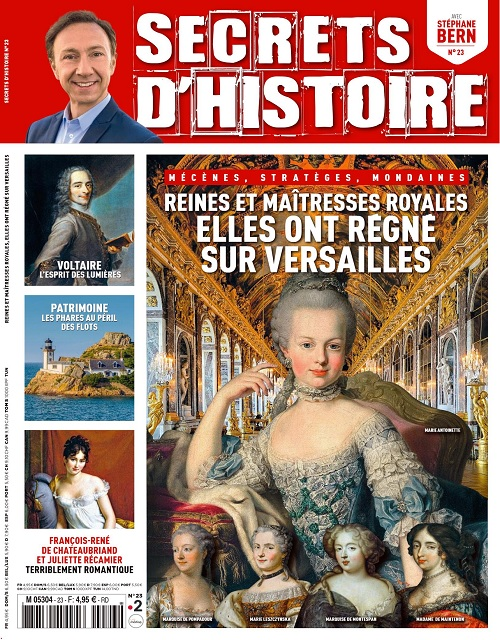 Secrets d'Histoire N°23 – Octobre 2019