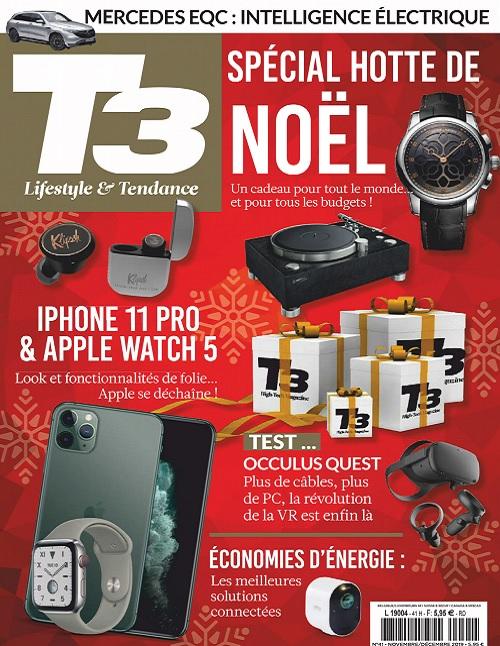 T3 Gadget Magazine N°41 – Novembre-Décembre 2019