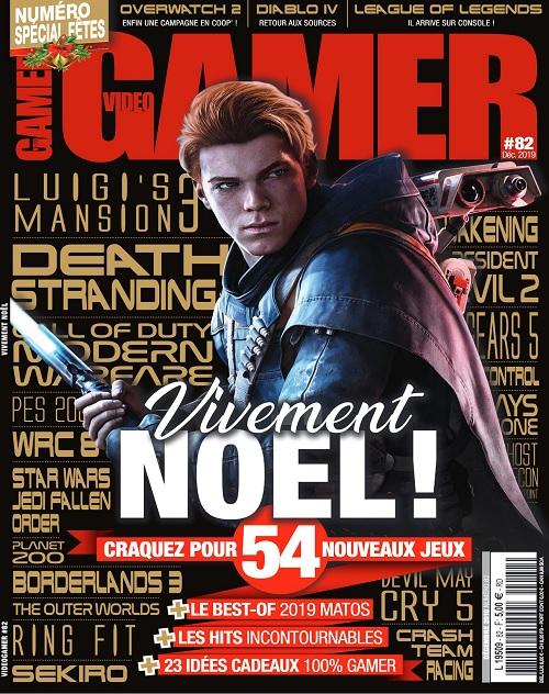 Video Gamer N°82 – Décembre 2019