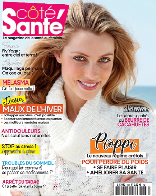 Côté Santé N°124 – Janvier-Février 2020
