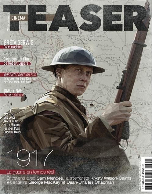 Cinéma Teaser N°90 – Décembre 2019-Janvier 2020