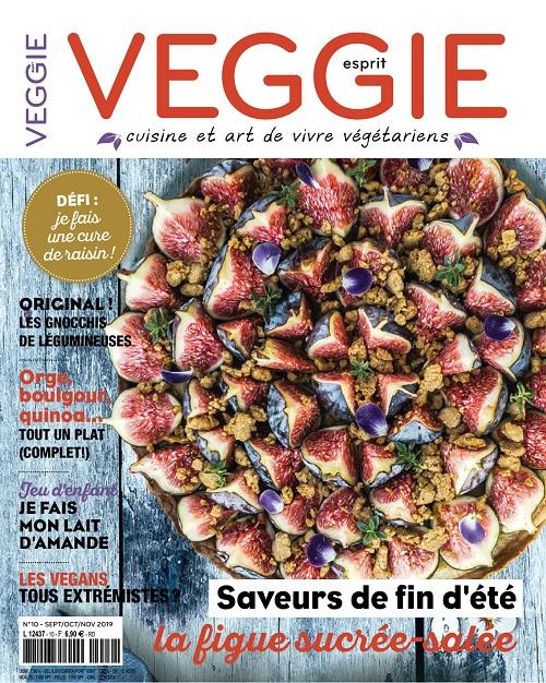 Esprit Veggie N°10 – Septembre-Novembre 2019