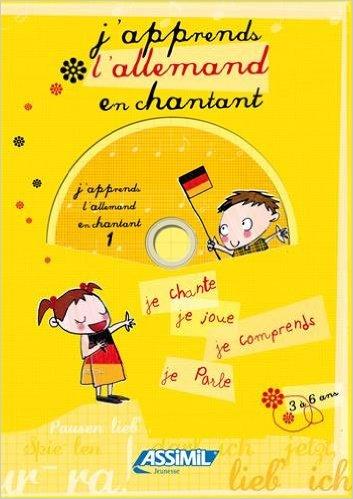 J'apprends L'Allemand En Chantant