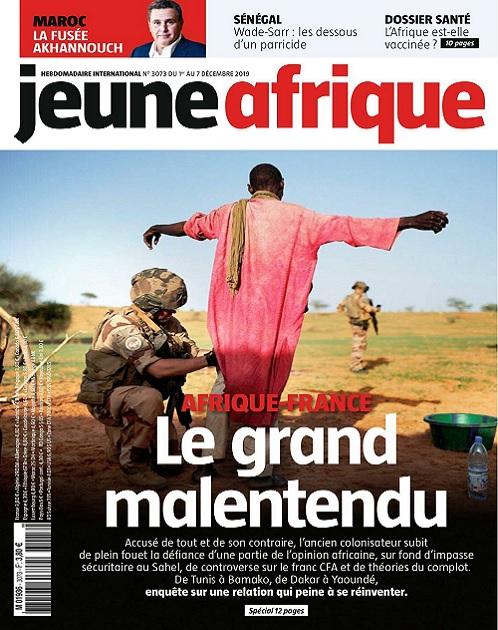 Jeune Afrique N°3073 Du 1er Décembre 2019