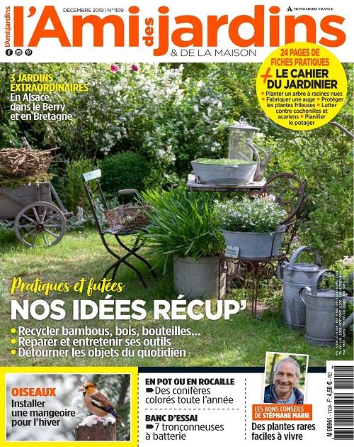 L'Ami Des Jardins et De La Maison N°1109 – Décembre 2019