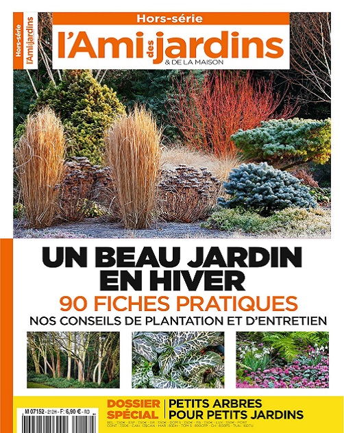 L'Ami Des Jardins et De La Maison Hors Série N°212 – Décembre 2019