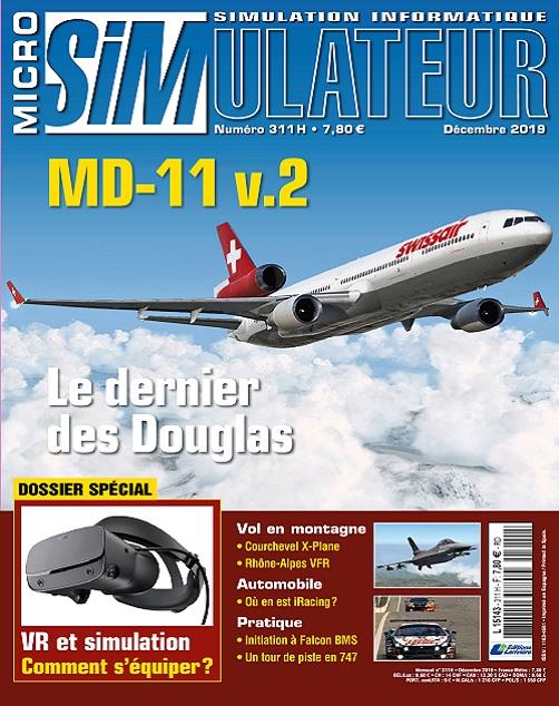 Micro Simulateur N°311 – Décembre 2019