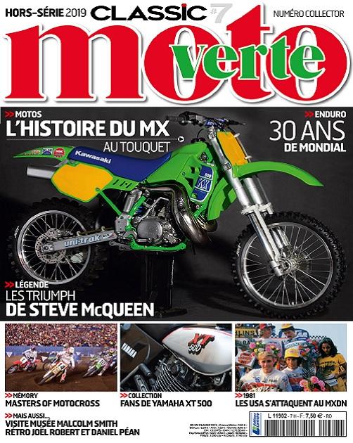 Moto Verte Numéro Collector Hors Série N°7