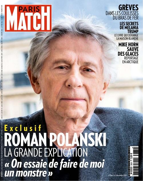 Paris Match N°3684 Du 12 Décembre 2019