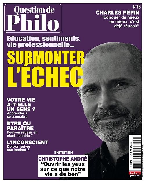 Question De Philosophie N°16 – Décembre 2019-Février 2020