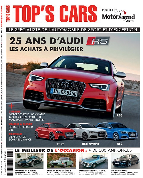 Top's Cars N°634 – Décembre 2019