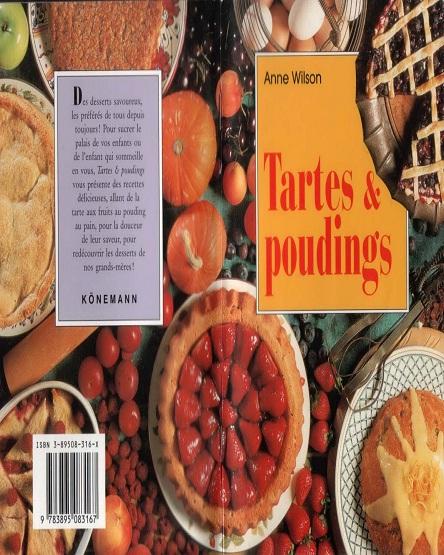Anne Wilson – Tartes Et Poudings