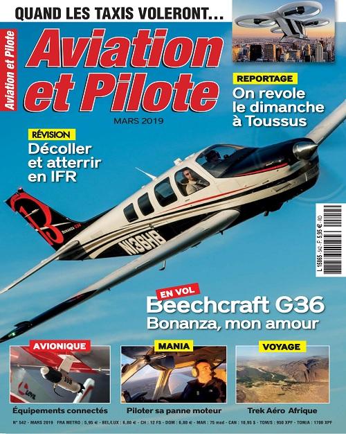 Aviation et Pilote N°542 – Mars 2019
