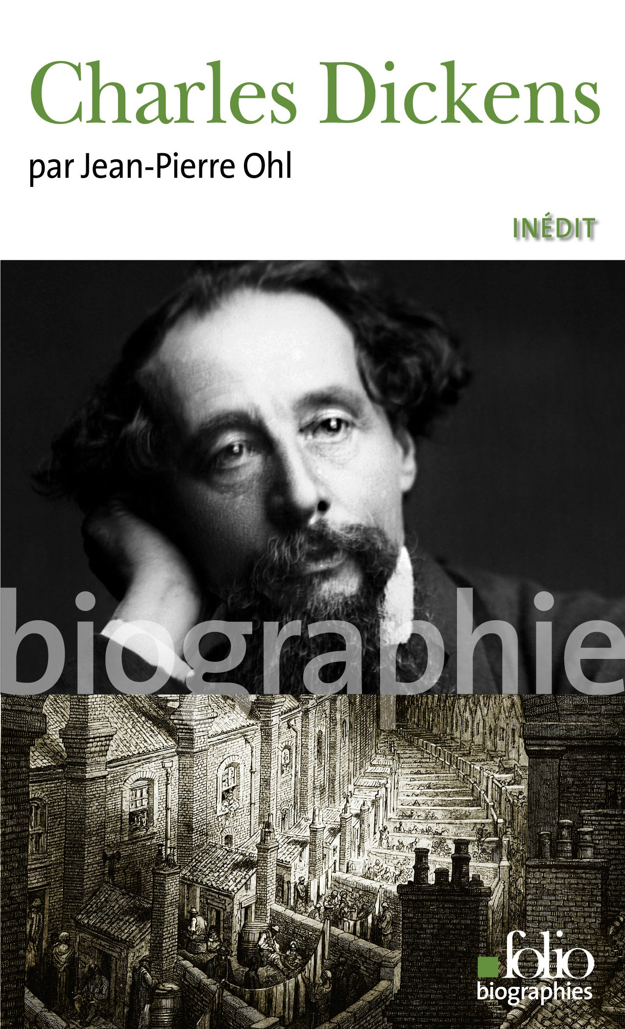 Charles Dickens – Jean-Pierre Ohl