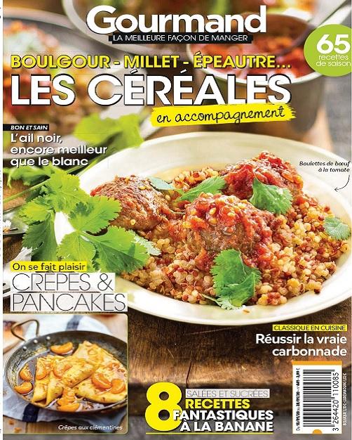 Gourmand N°441 Du 15 Janvier 2020