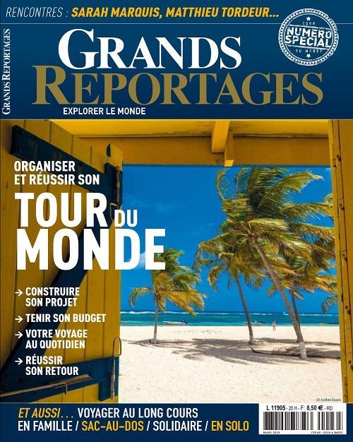 Grands Reportages Hors Série N°26 – Mars 2019