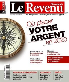 Le Revenu Placements N°268 – Janvier 2020