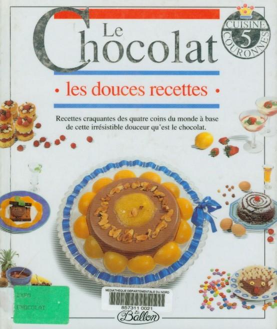 Le chocolat-les douces recettes